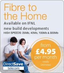 Fibre Services New Build Ifnl